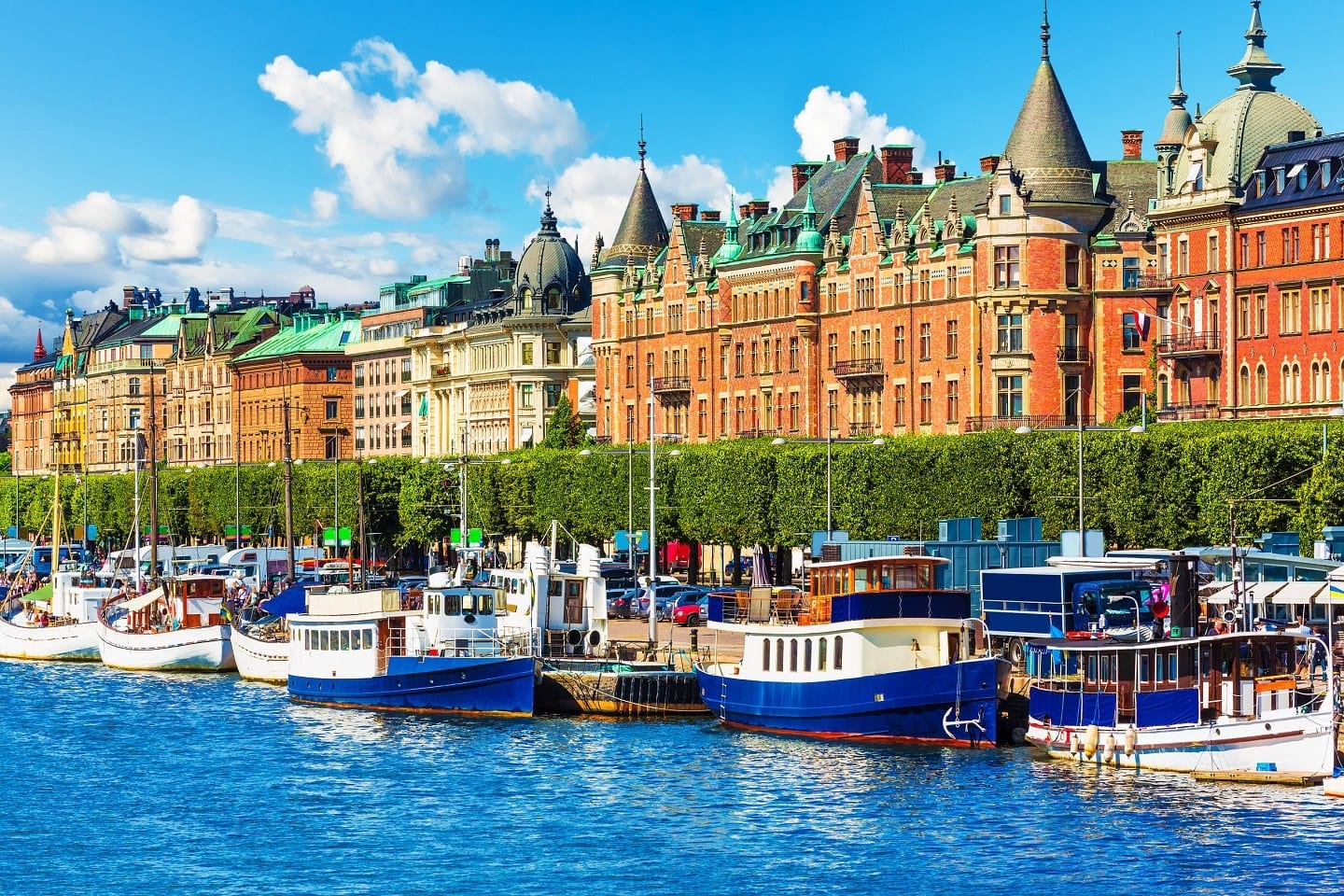 Private Escorted Scandinavia Tour