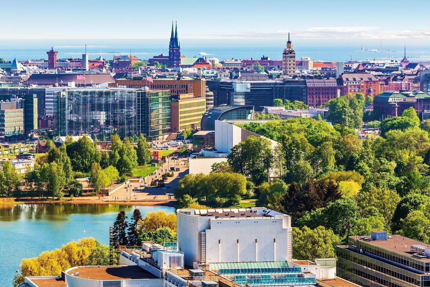 Private Helsinki Tour from Tallinn by Ferry