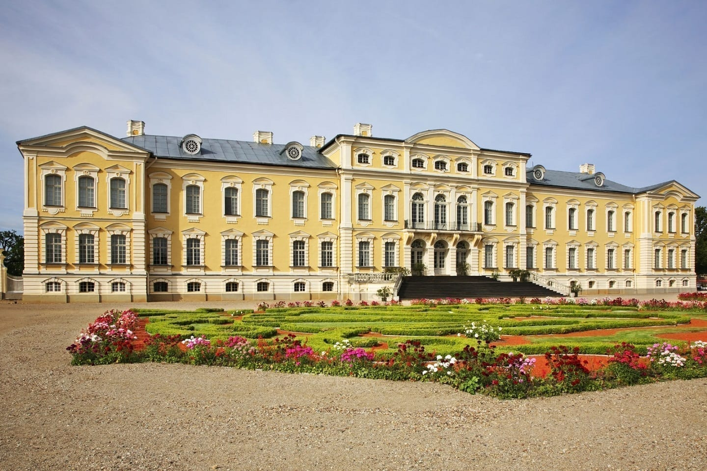 Self Guided Day Trip to Rundale Palace