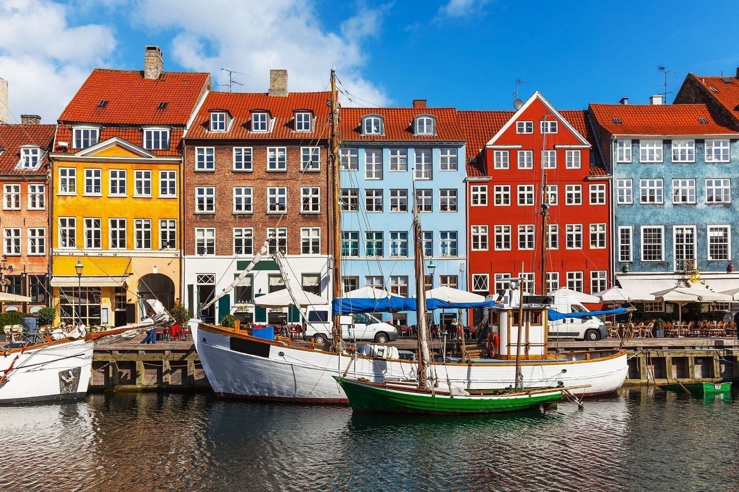 Private Copenhagen Shore Excursion 4h