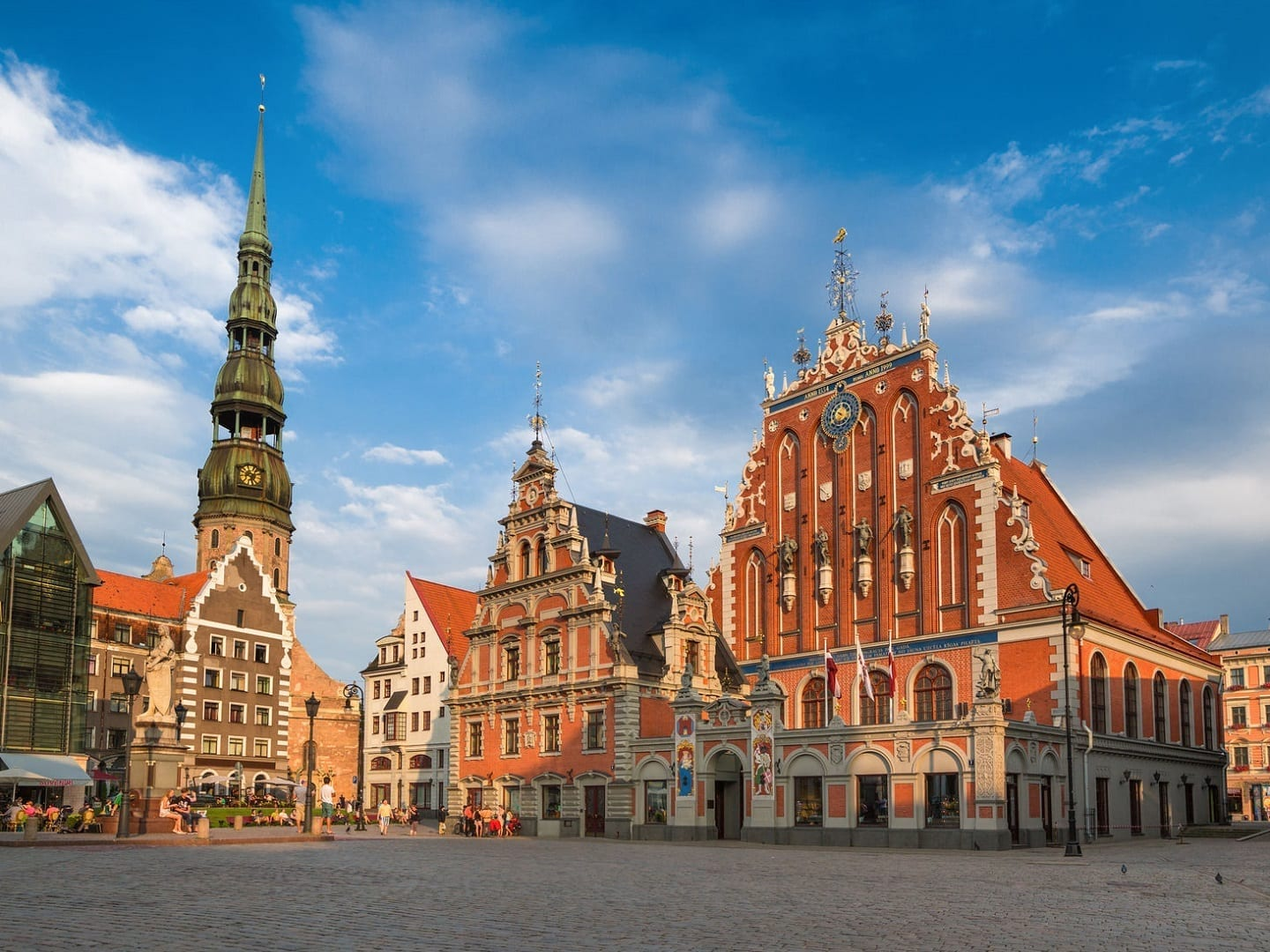 Private Riga Walking Tour 4h