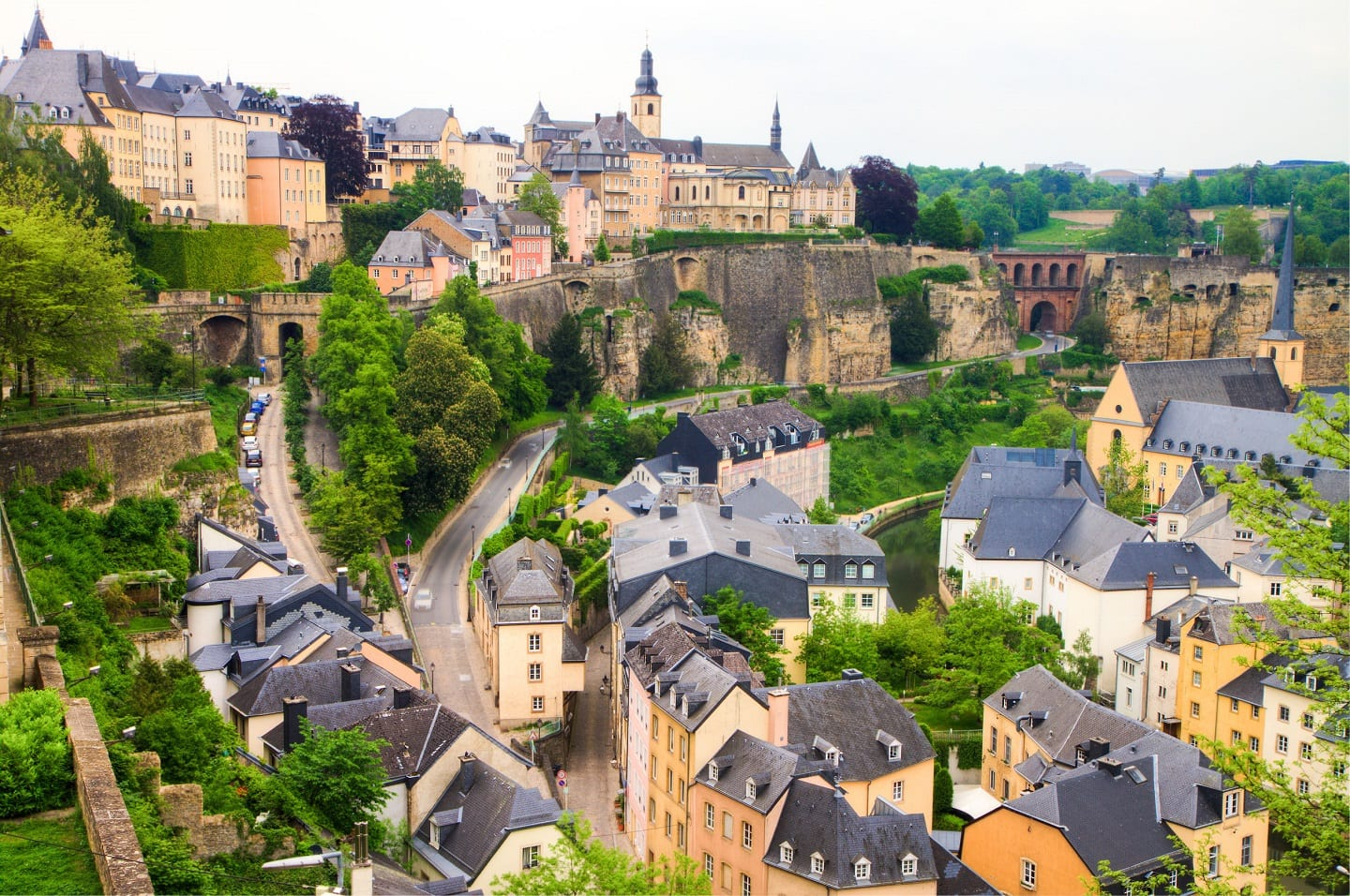 Private Day Trip from Brussels to Luxembourg