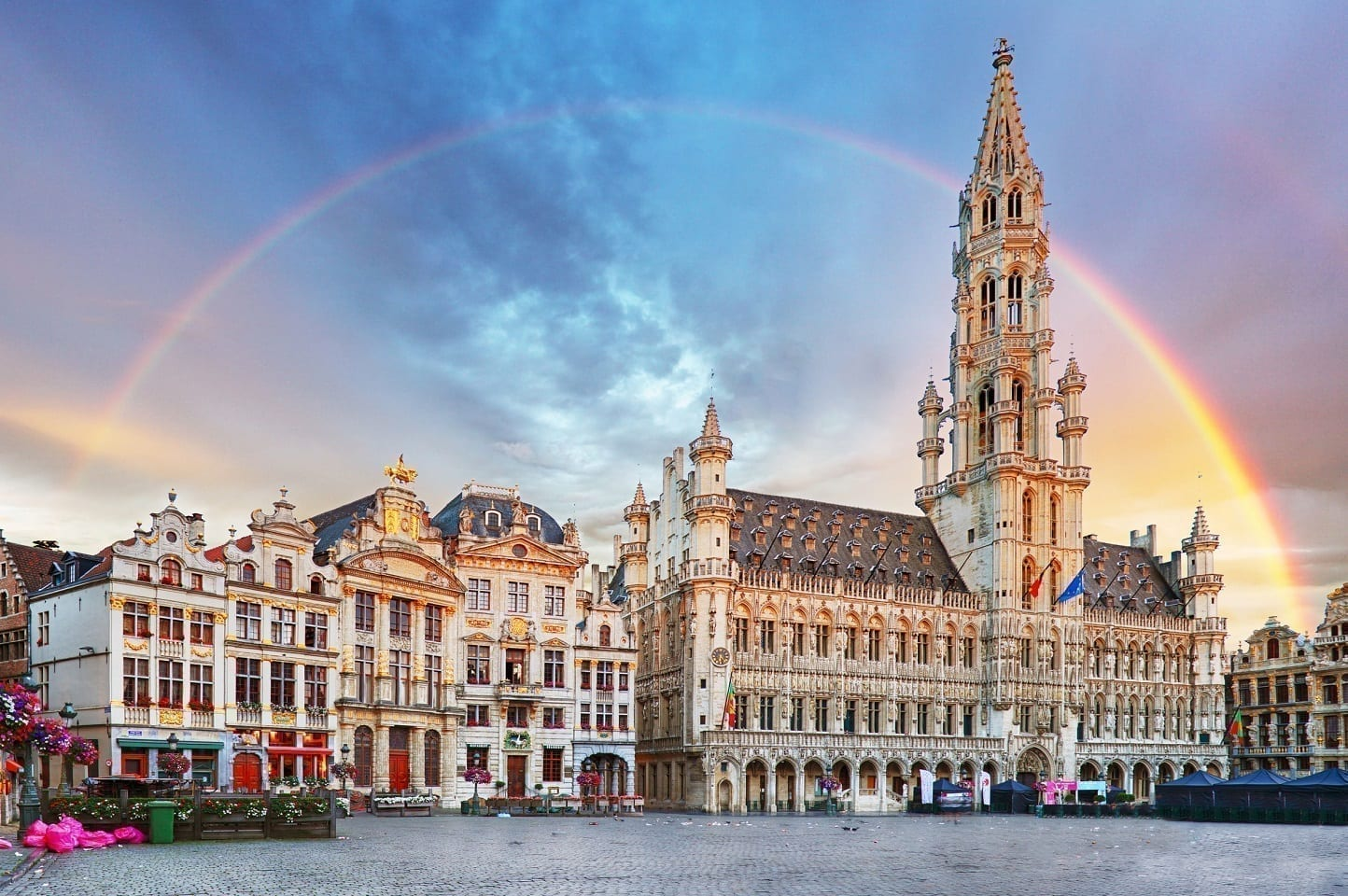 Private Day Tour from Paris to Brussels