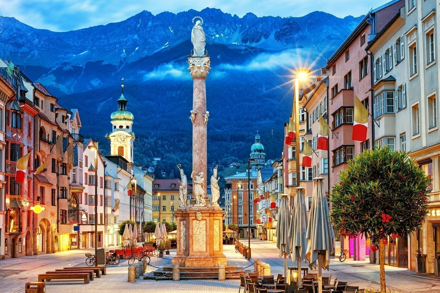 Munich to Innsbruck 3 Day Tour
