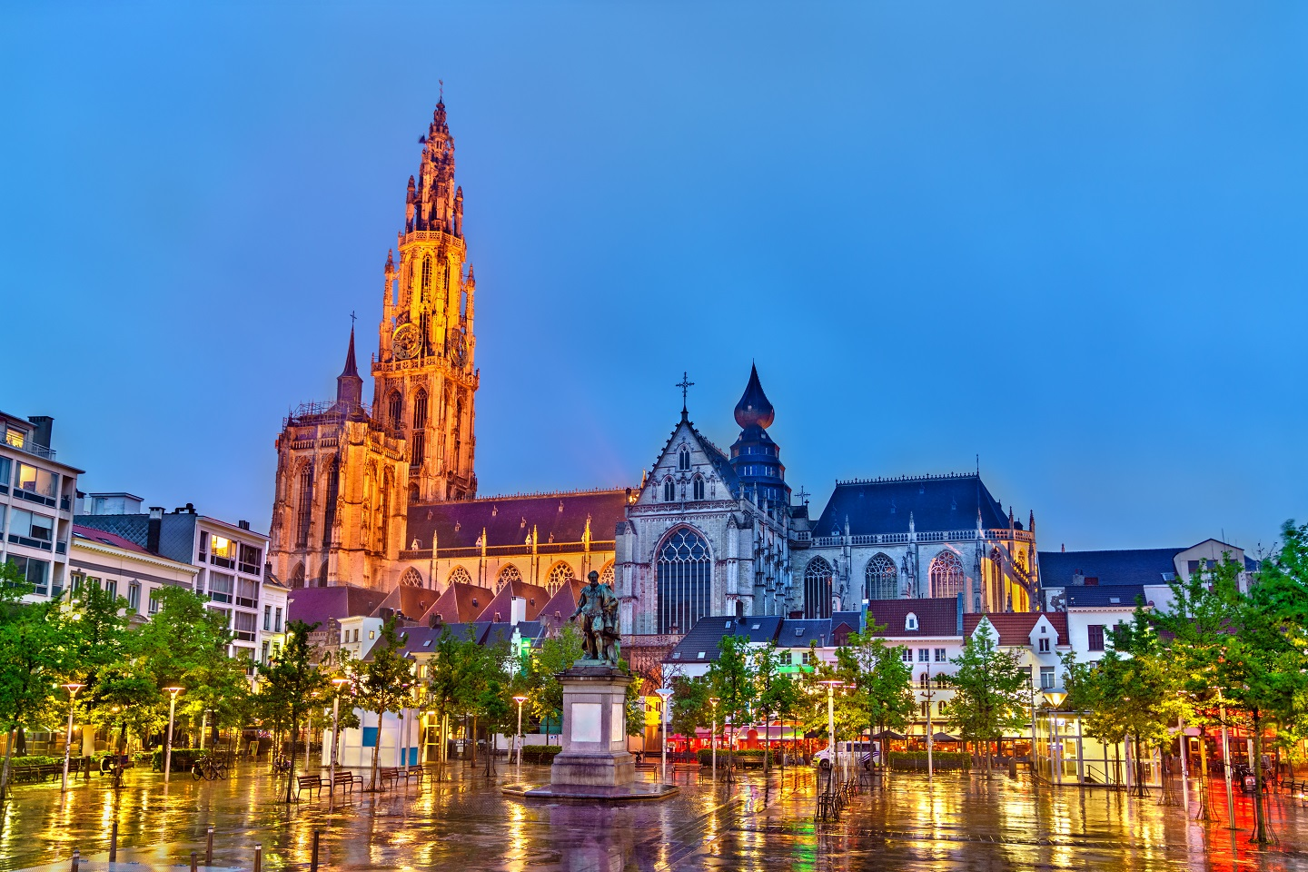 Day trips from Brussels