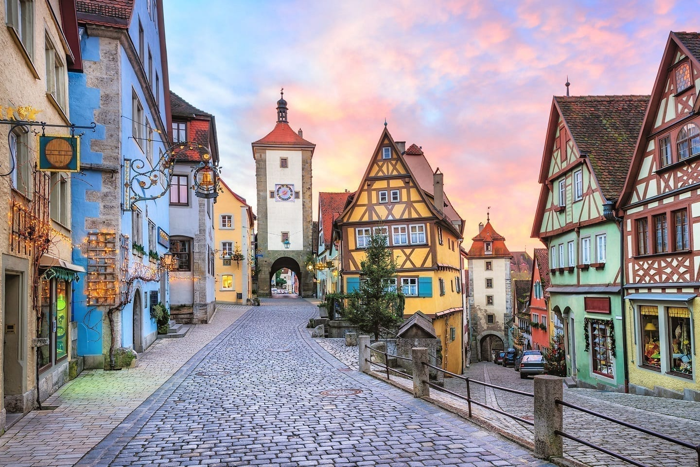 Munich to Rothenburg 3 Day Tour