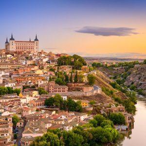 Madrid to Toledo day trip