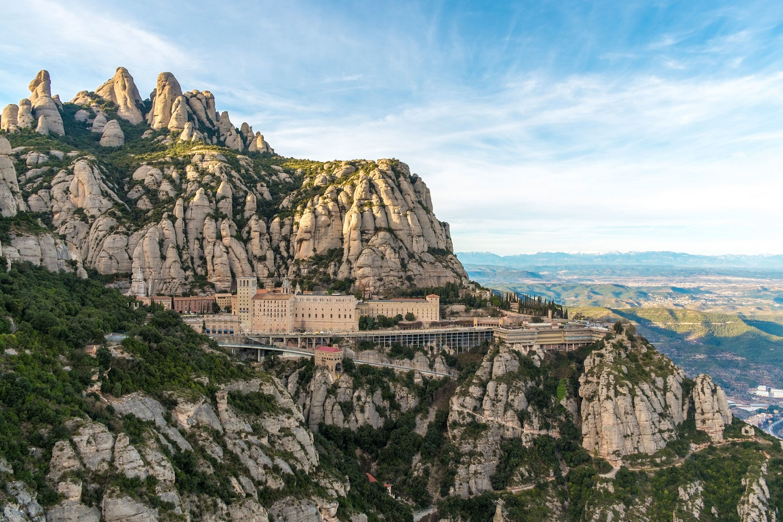 Barcelona to Montserrat day trip