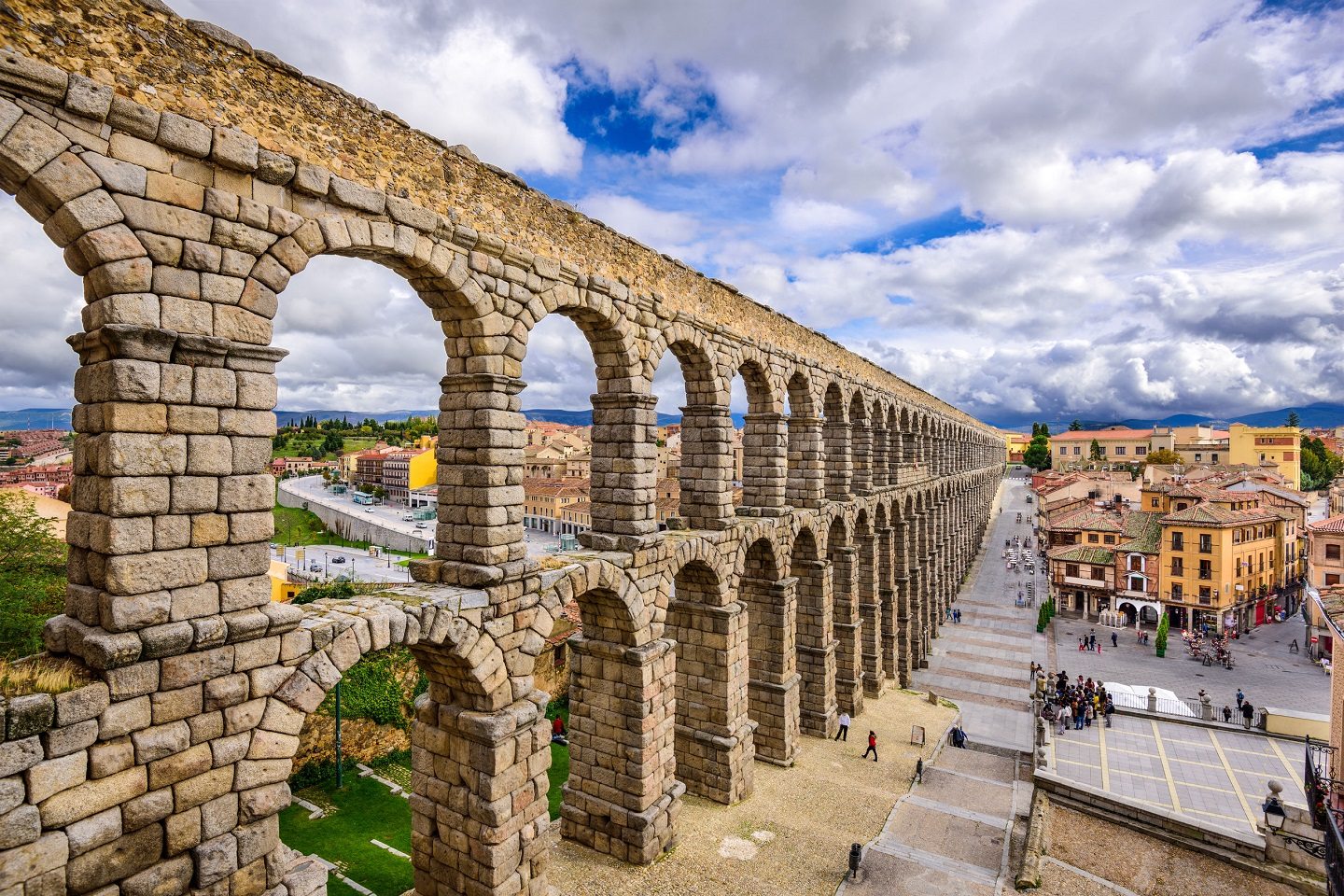 Madrid to Segovia day trip