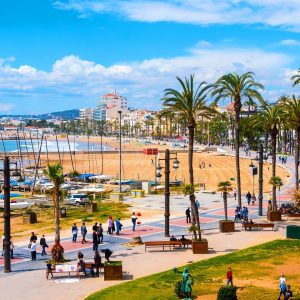 Barcelona to Sitges day trip