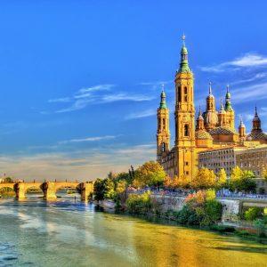 Barcelona to Zaragoza day trip