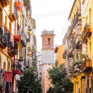 madrid to Valencia day trip
