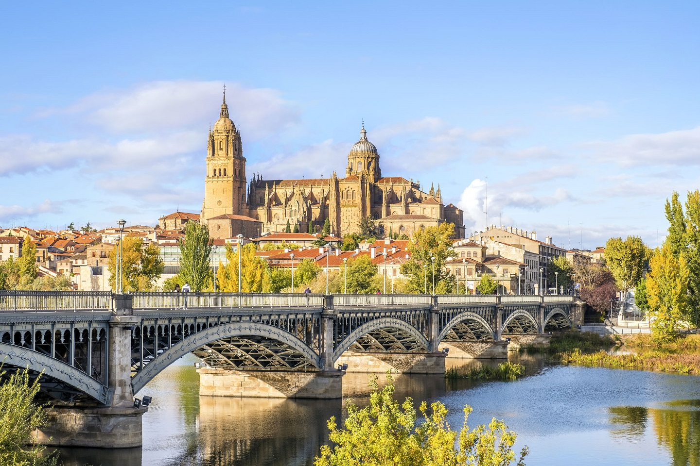 Madrid to Salamanca day trip