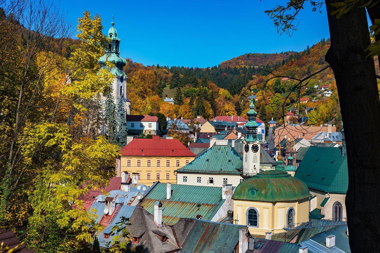 Bratislava to Banska Stiavnica day trip