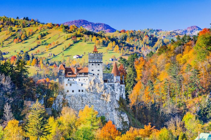 Day trips from Bucharest