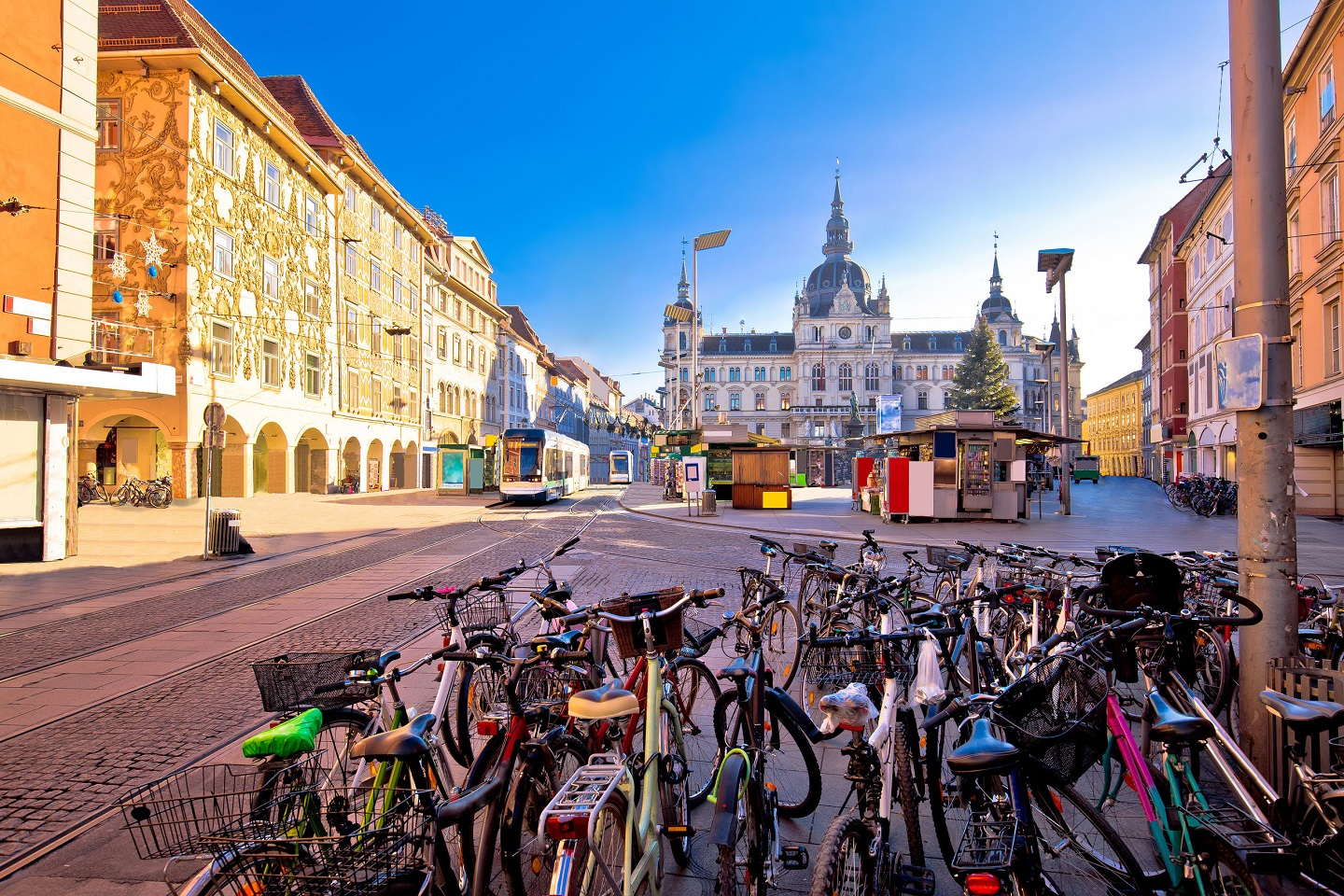 Day trips from Vienna