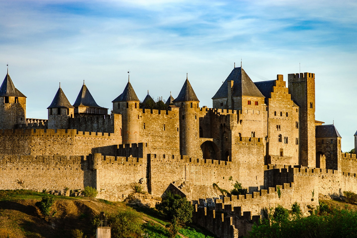 Barcelona to Carcassonne day trip