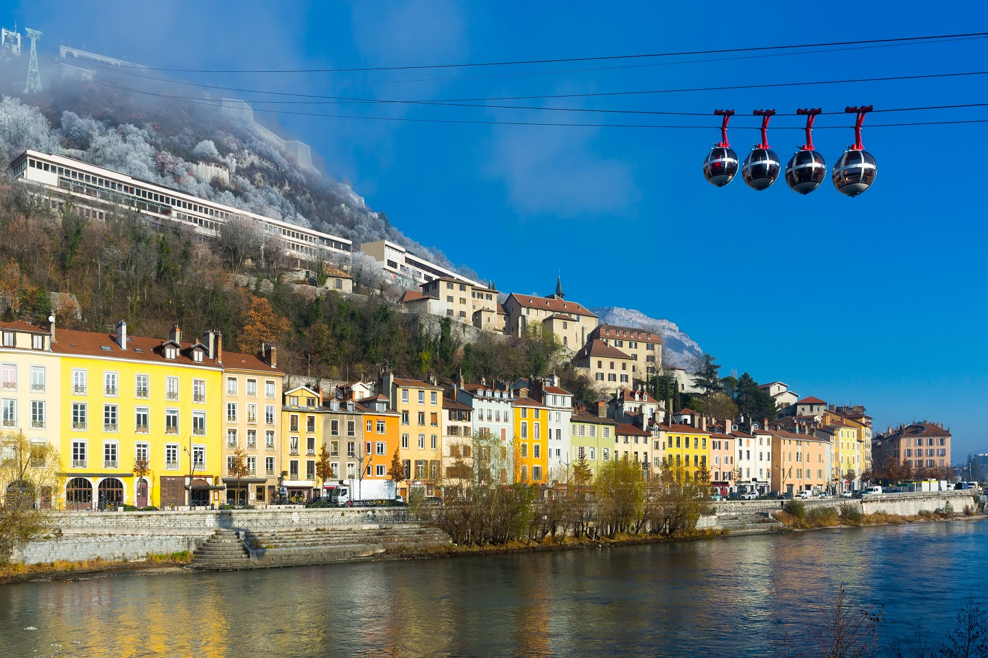 Marseille to Grenoble day trip