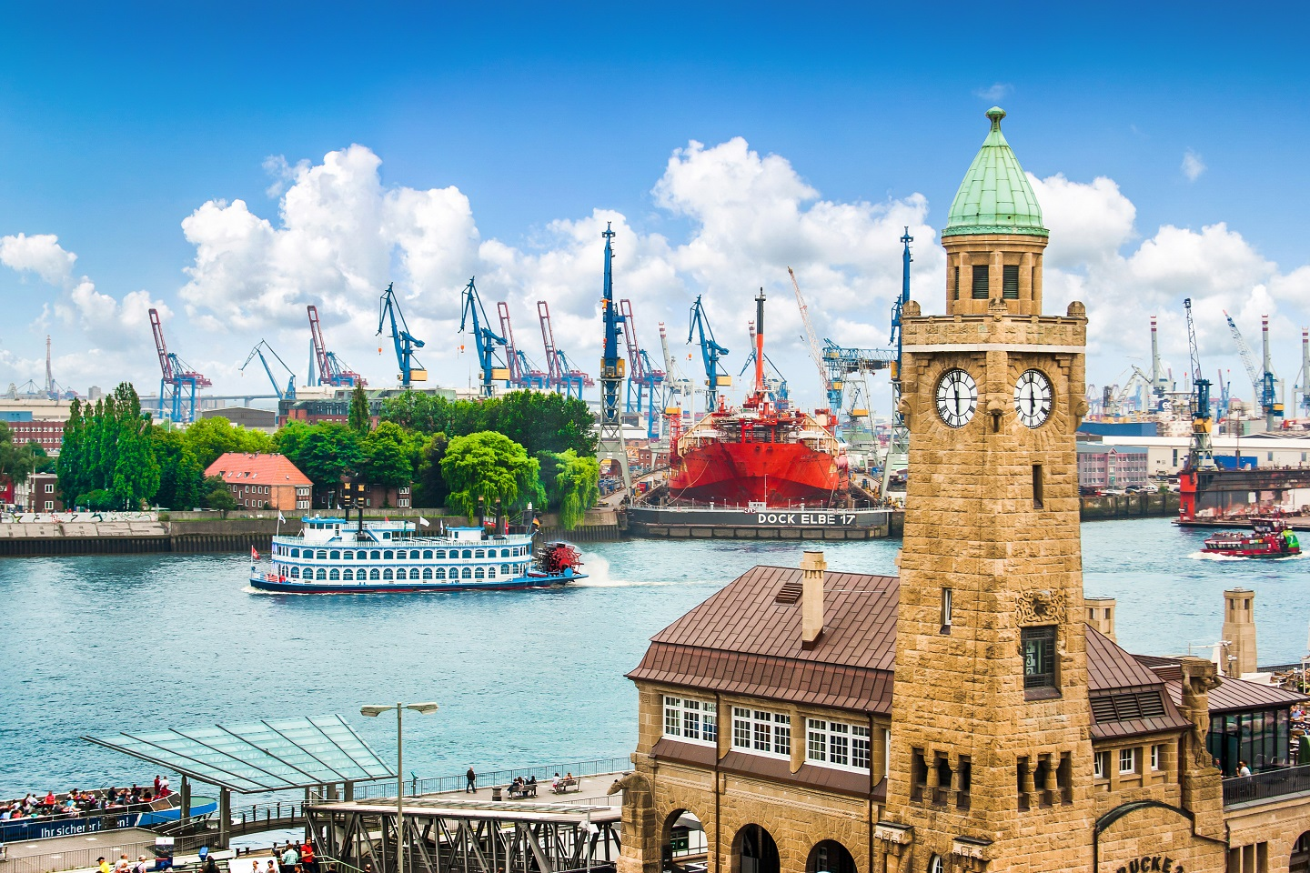 2 Day Tour From Berlin to Hamburg