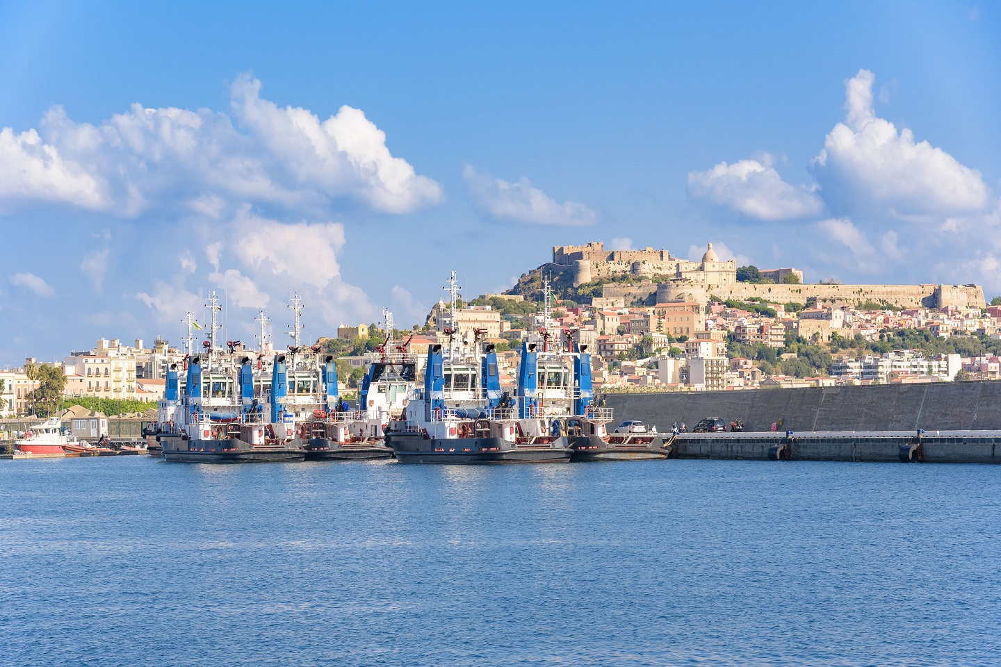 Catania to Milazzo Day Trip