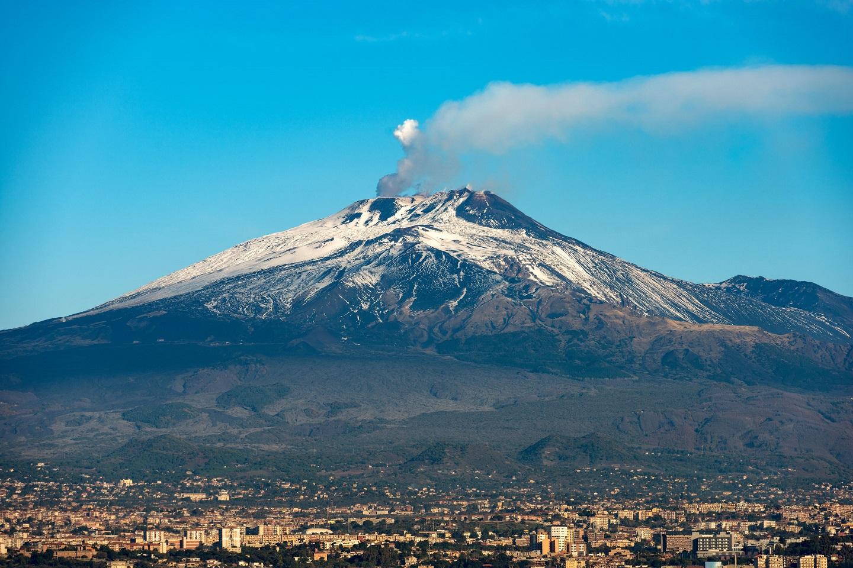 Catania to Mount Etna Day Trip