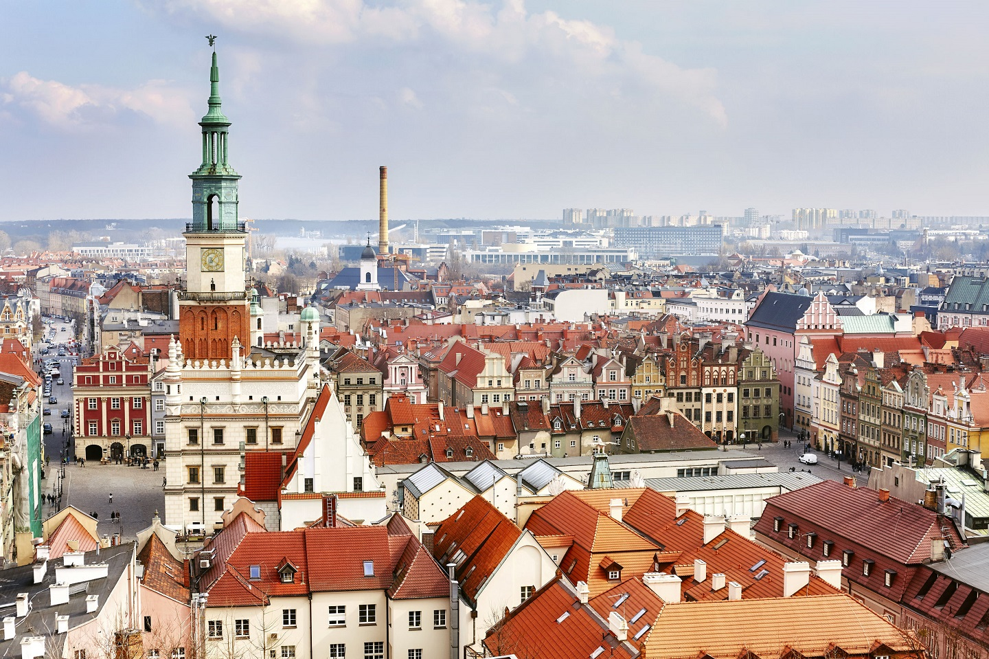 Day trips from Warsaw