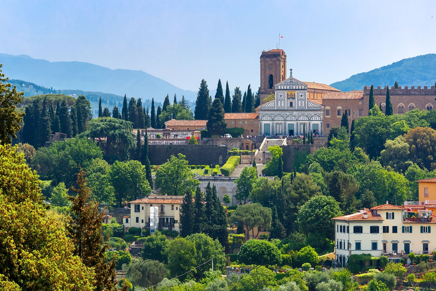 Day trips from Pisa
