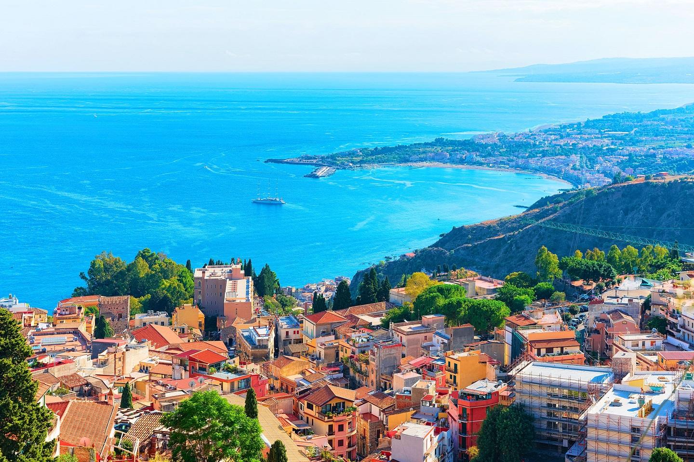 Catania to Taormina Day Trip