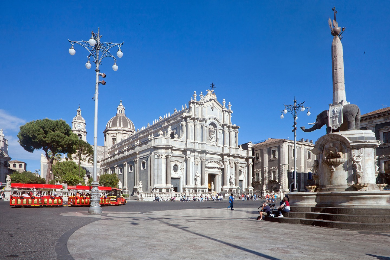 Catania Day Trip